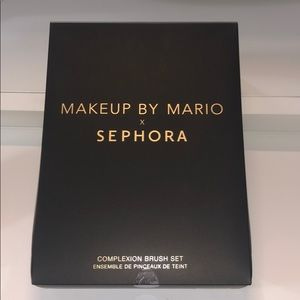 Makeup by Mario x Sephora brush collection